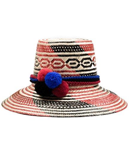 Kalon Swim Handmade Wayuu Straw Hat