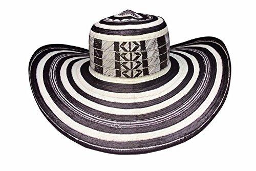 Sombrero Volteado Original hecho en Tuchin, Colombia