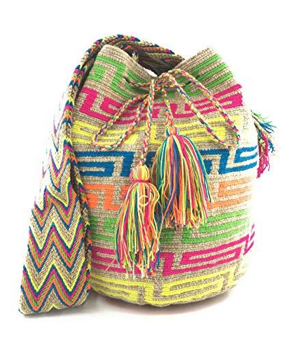 Bolsa Original Wayuu importada directamente de Colombia