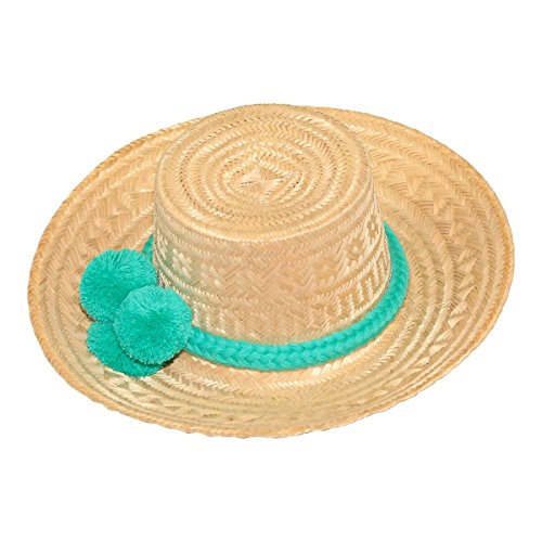 Guadalupe Design Nativo Wayuu Hat Hand-Made in Colombia. Natural Iraka Palm Straw Creme