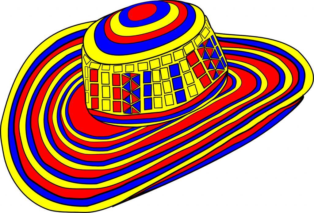 Sombrero colombiano