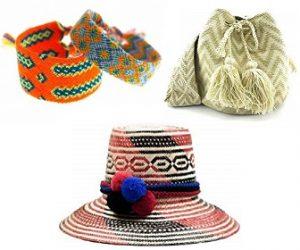 Artesanías de los Wayuu