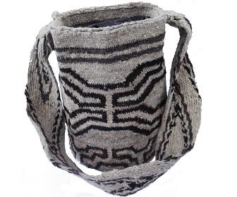 Mochilas Arhuacas 100% lana