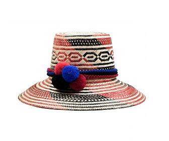 Sombrero Colombia wayuu