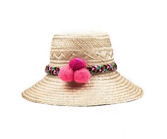 Sombrero Colombiano Wayuu