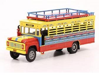 Buses Artesanales hechos en Colombia