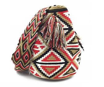Bolso de los Wayuu Original