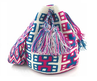 Bolso Wayuu Colombianos