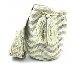 Mochilas Wayuu artesanales