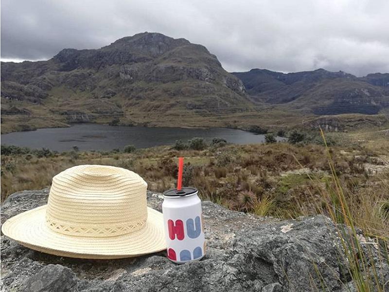 sombrero tradicional de Colombia