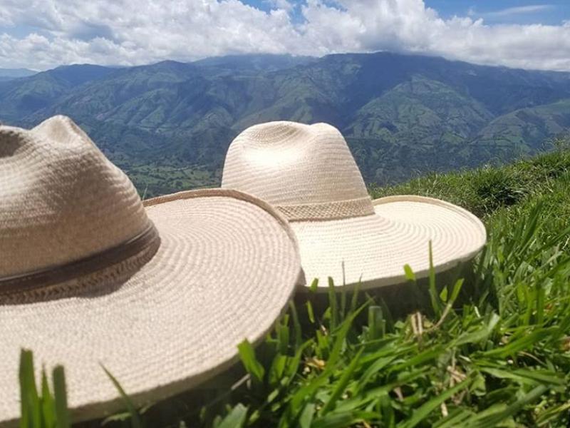 sombrero colombiano paisa