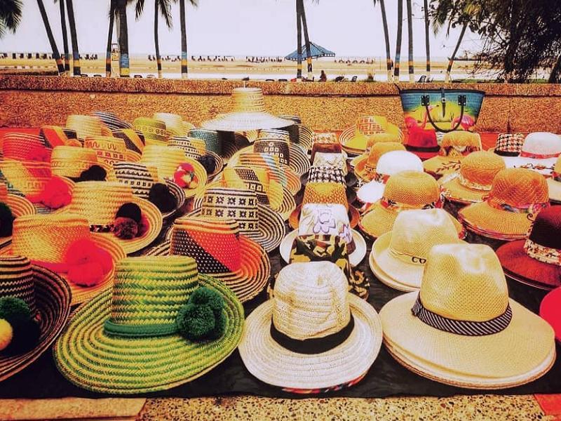sombrero colombiano precio