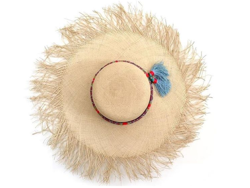 Sombrero colombiano original de Sandona