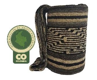 ¿Cuales son las mochilas arhuacas originales?