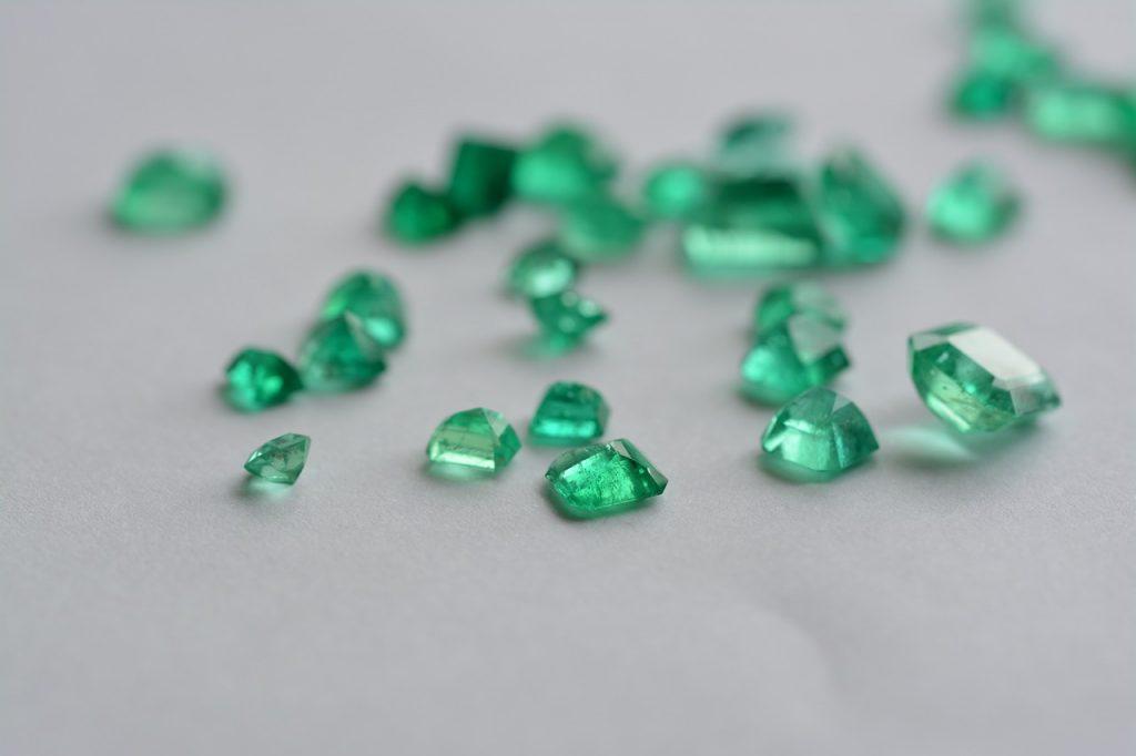 esmeraldas colombianas precio