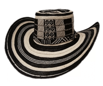 sombrero colombiano vueltiao artesanias zenu