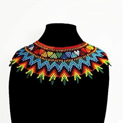 Artesanías comunidad indígena Embera